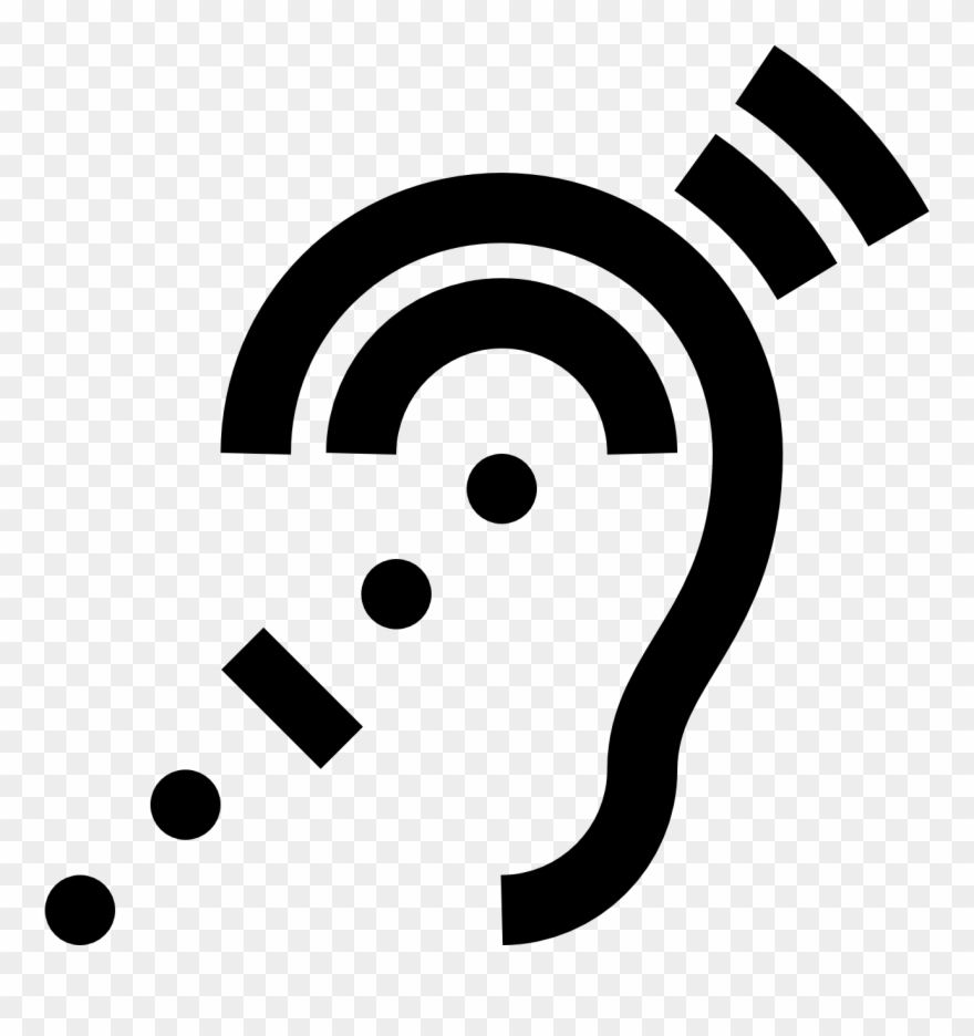 Free Png Listening Ear Transparent Images Pluspng.