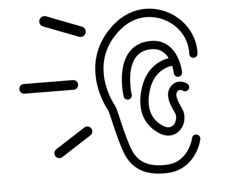 Ears clipart empathetic listening, Ears empathetic listening.