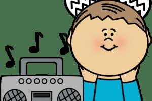 Listening radio clipart 1 » Clipart Portal.