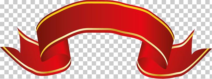 Logo de linea, lazo rojo PNG Clipart.