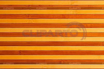 Listones de madera decorativos.