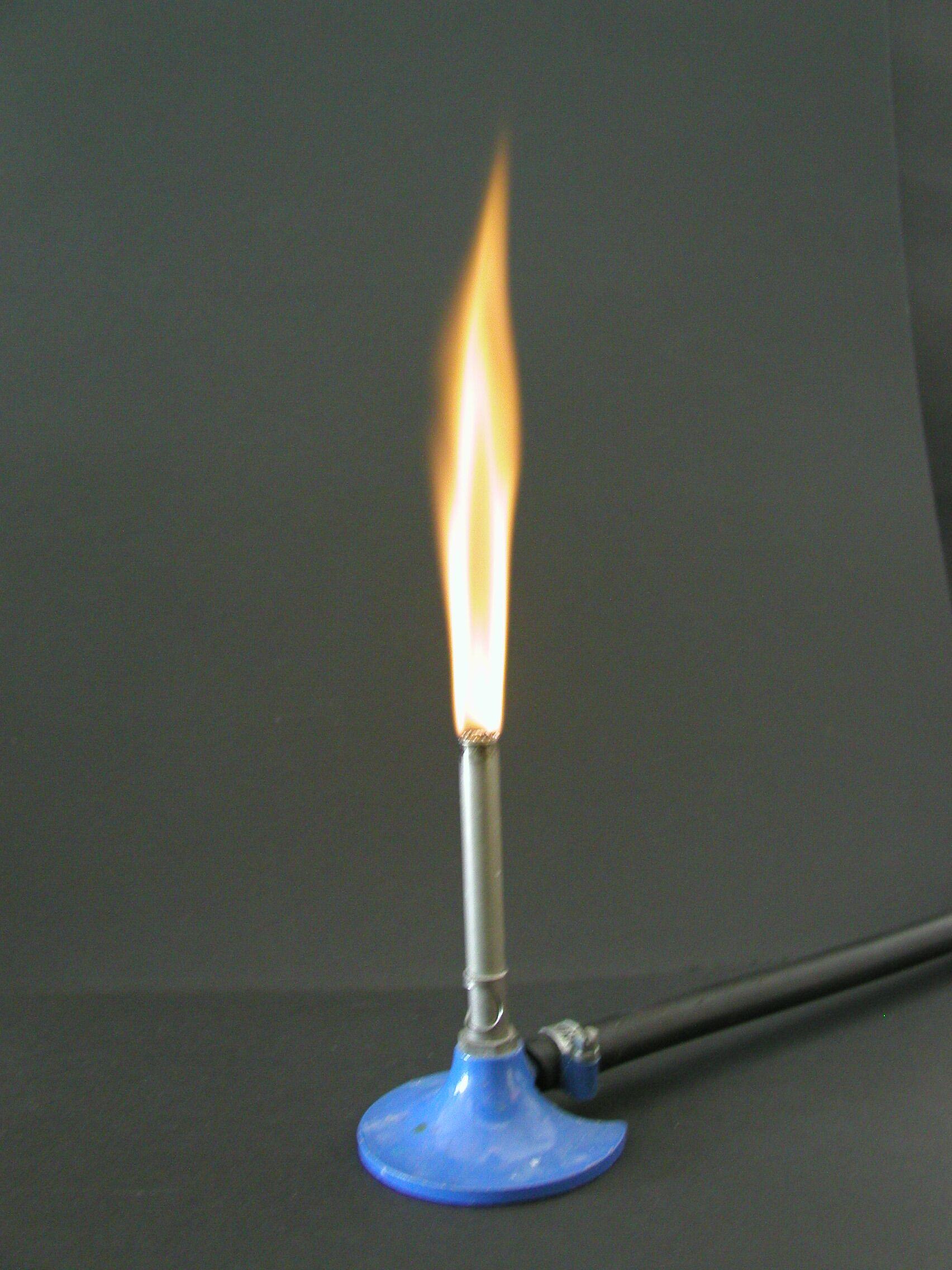 Lit Bunsen Burner Clipart Clipground