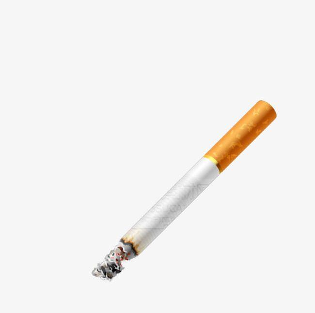 Lit Cigarette PNG, Clipart, Burning, Burning Cigarette.