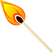 Free Lit Match Png, Download Free Clip Art, Free Clip Art on.