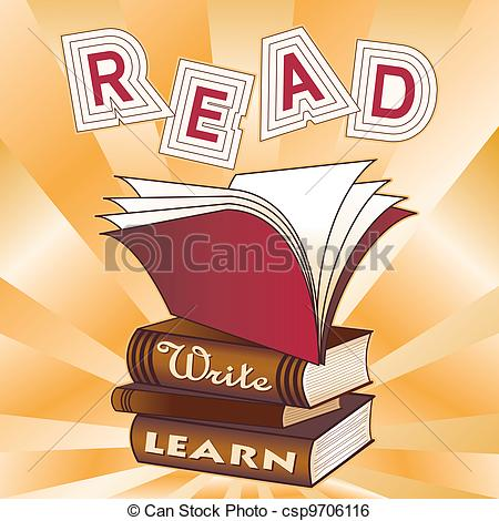 Literacy Illustrations and Clip Art. 2,537 Literacy royalty free.