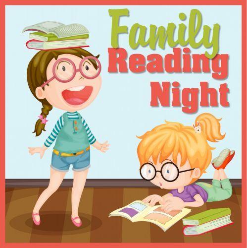 Family Reading Night 2.