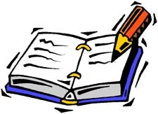 Literacy Writing Clipart.