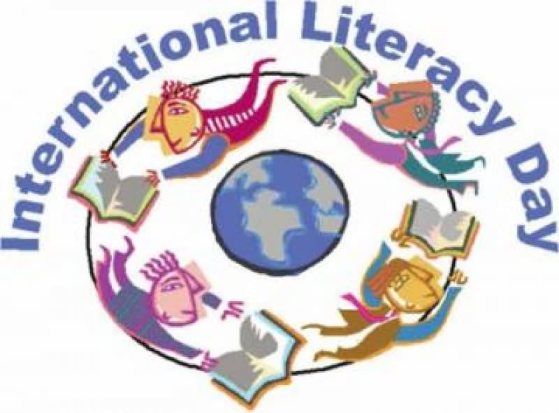 International Literacy Day Clipart.