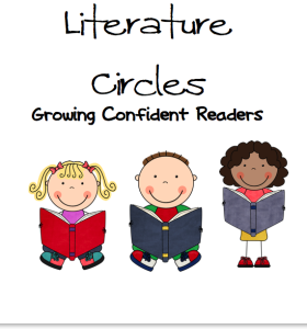 Literacy clipart literature circle, Literacy literature.