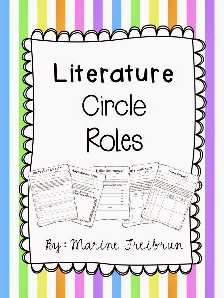 44 Awesome literature circles clipart.