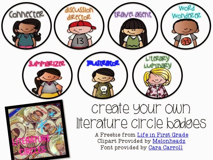 Literature Circles.