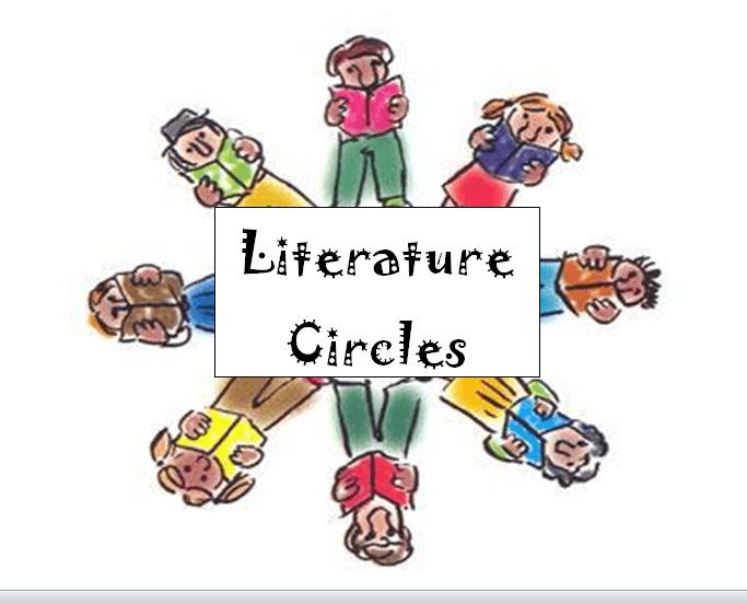 Literature circles clipart.