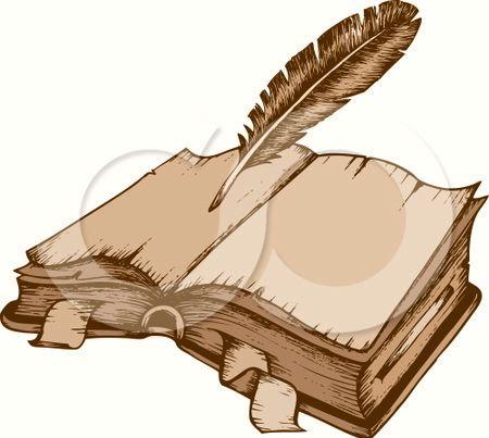 Literature Clipart.