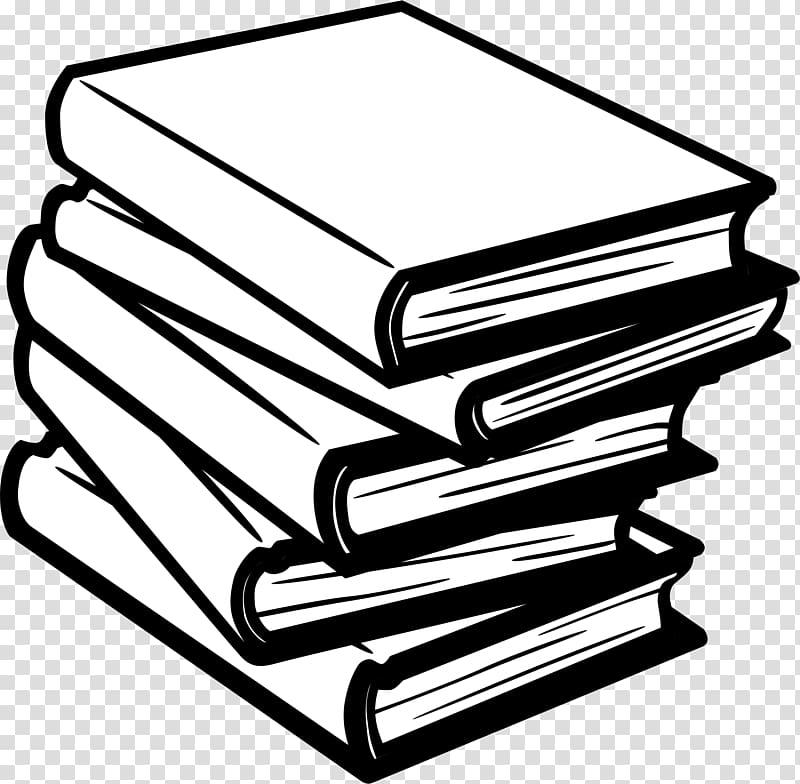 Black and White Book Children\\\'s literature , fether.