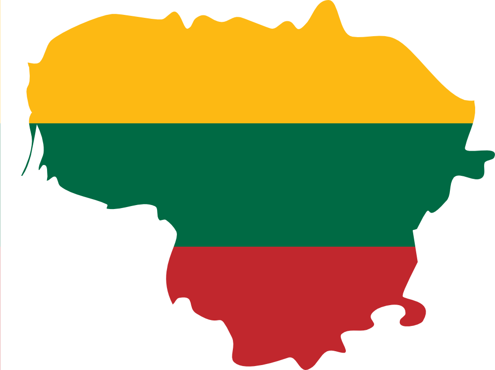 Lithuania Clipart.