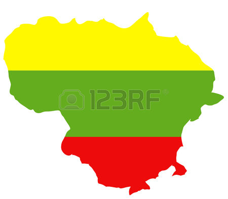 2,218 Lithuania Map Stock Vector Illustration And Royalty Free.