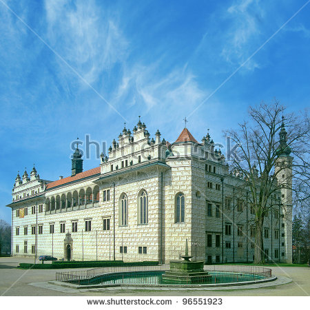 Litomysl castle Stock Photos, Litomysl castle Stock Photography.