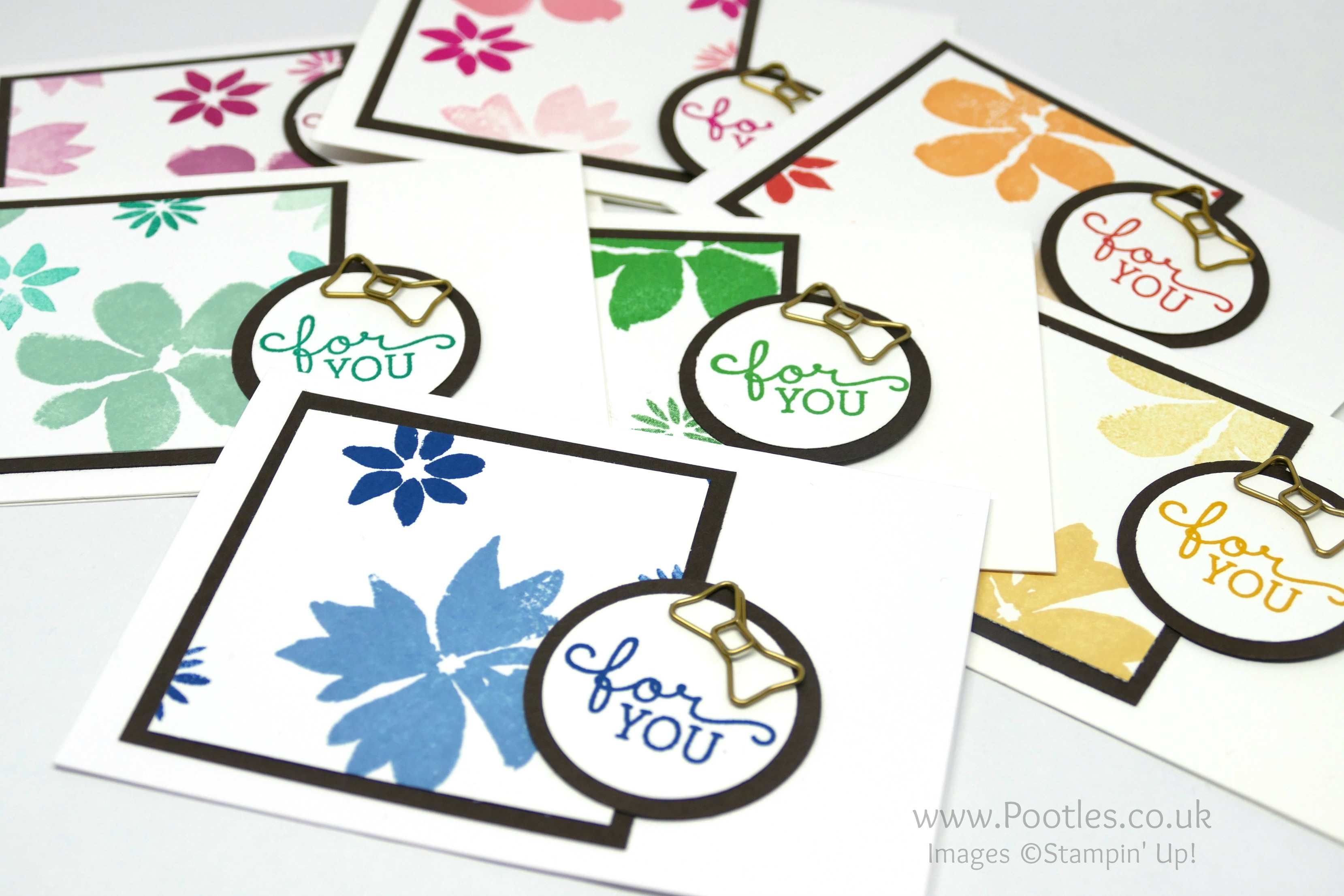 Stampin' Up! Demonstrator Pootles.