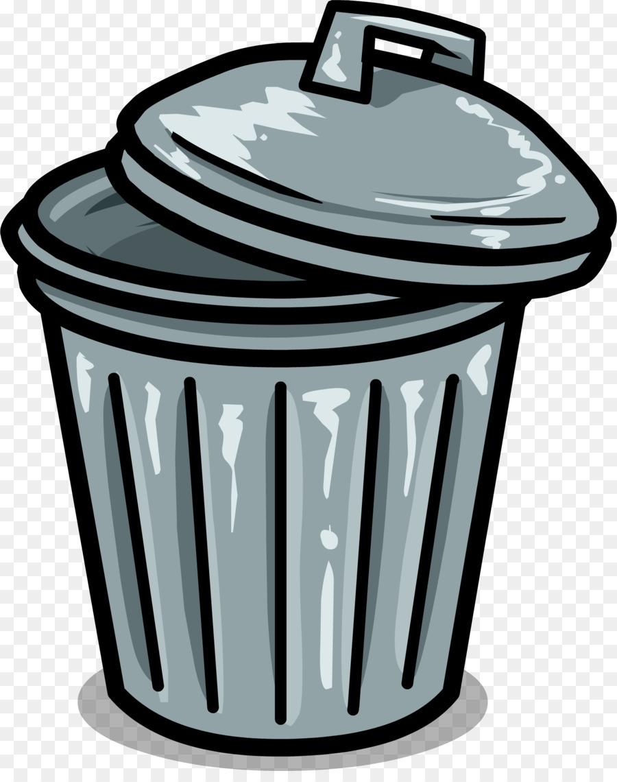 trash can clipart Rubbish Bins & Waste Paper Baskets Clip.