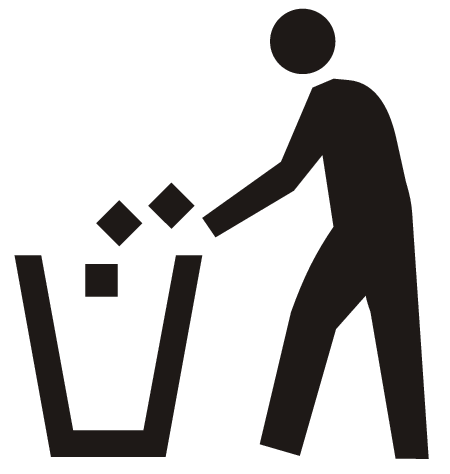 Litter clipart images.