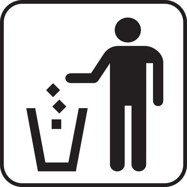 Litter vector free vector download.