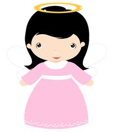 Little Angels Clipart.