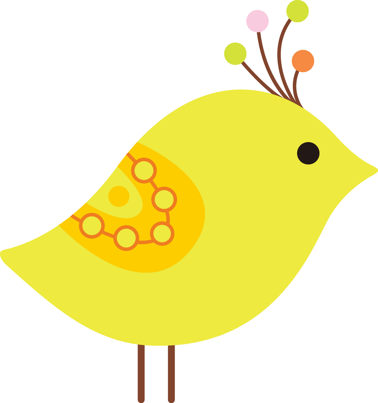 Little Bird Clipart.