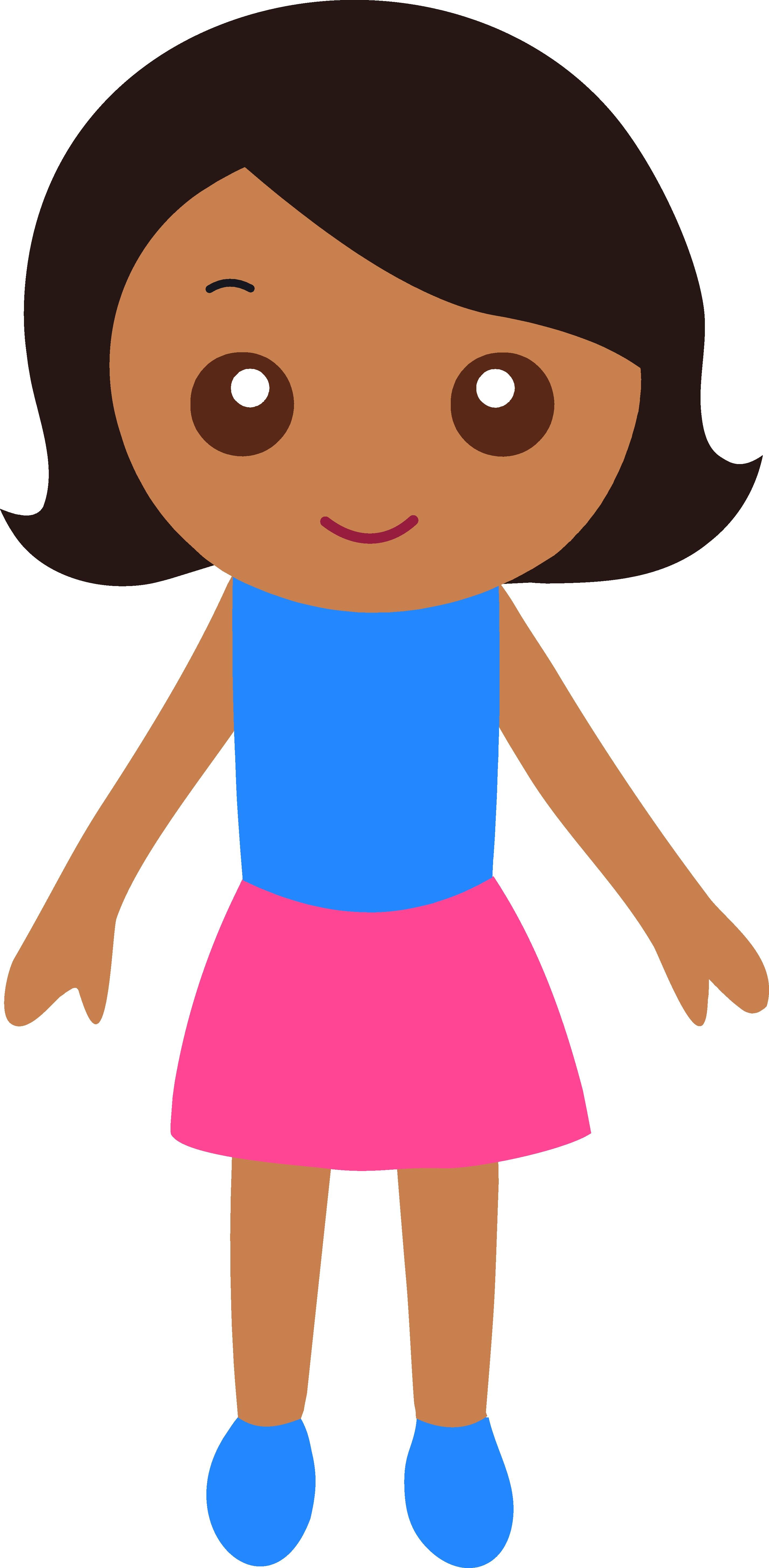 Little black girl clipart 5 » Clipart Station.