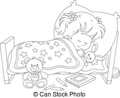 Sleeping girl Clipart and Stock Illustrations. 3,956 Sleeping girl.