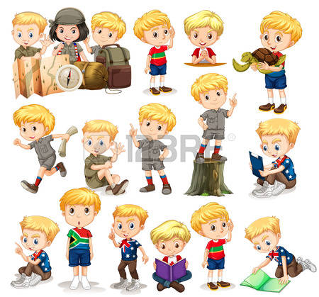 Little Blonde Boy Images & Stock Pictures. Royalty Free Little.