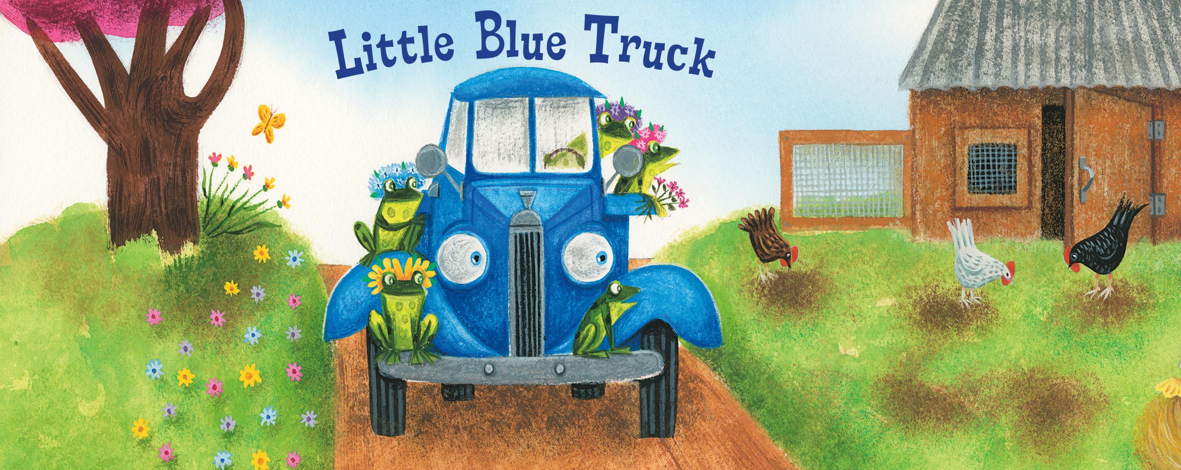 Little Blue Truck.