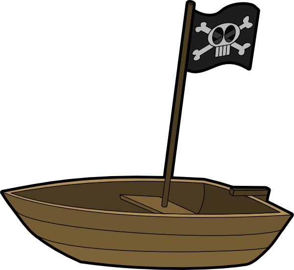 Little Boat Clipart.