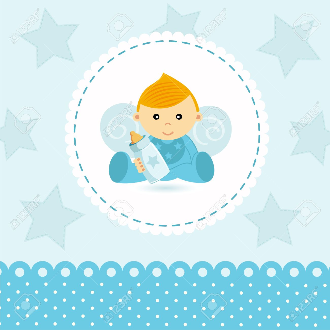 Baby boy angel clipart 5 » Clipart Station.