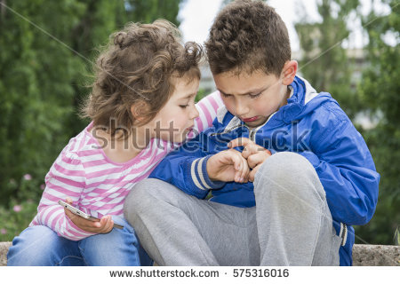 Bad Childhood Stock Images, Royalty.
