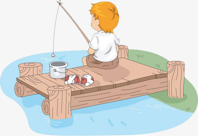Fishing Little Boy, Boy Clipart, Little #198693.