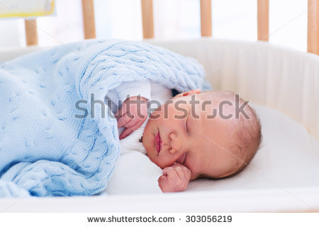 Cot Stock Images, Royalty.