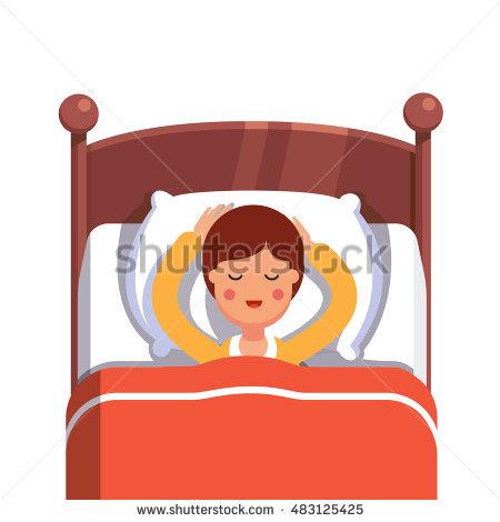 Asleep Stock Images, Royalty.