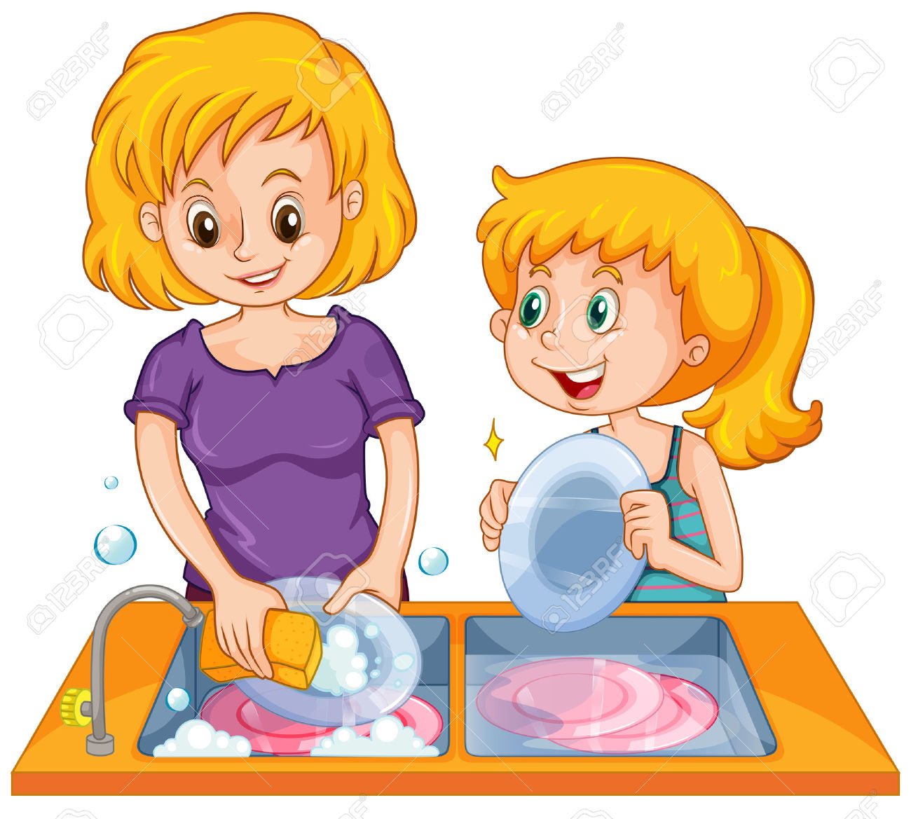Housework Images & Stock Pictures. Royalty Free Housework Photos.