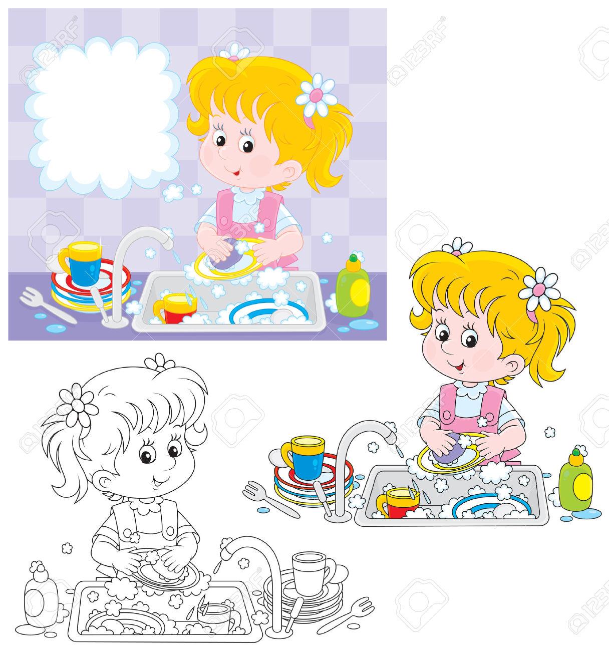Washing Dishes Stock Photos Images. Royalty Free Washing Dishes.