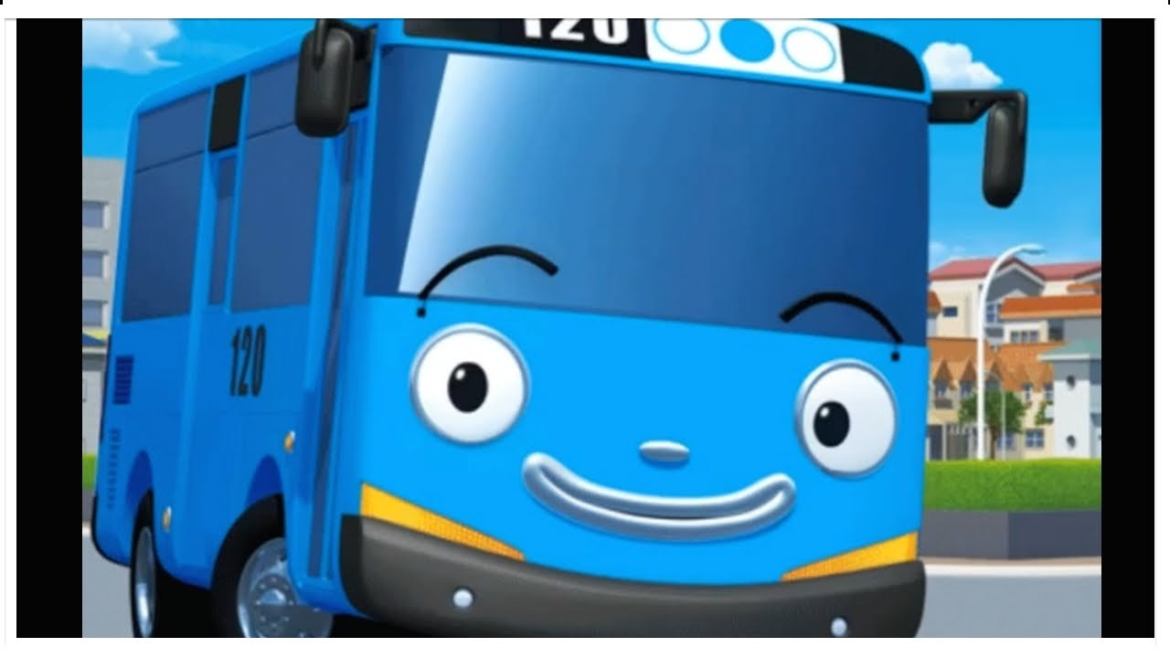 Learn ROAD SAFETY with TAYO the Little Bus! 타요 Kid's Games.
