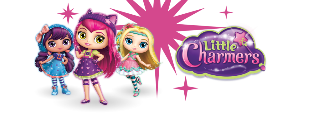 Little Charmers Clipart.