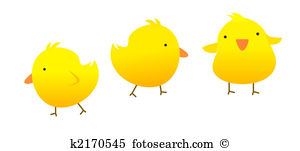 Baby chickens Clip Art and Stock Illustrations. 782 baby chickens.