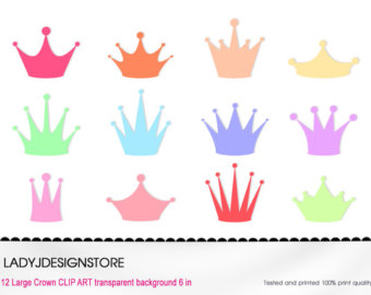 Gold crown clipart.