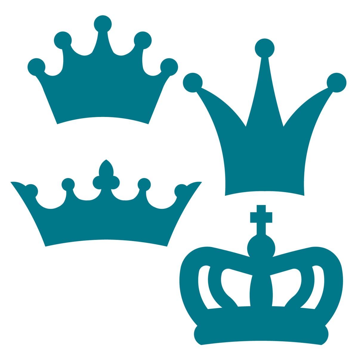 Crowns Steel.