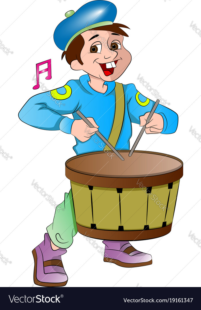 Little drummer boy.