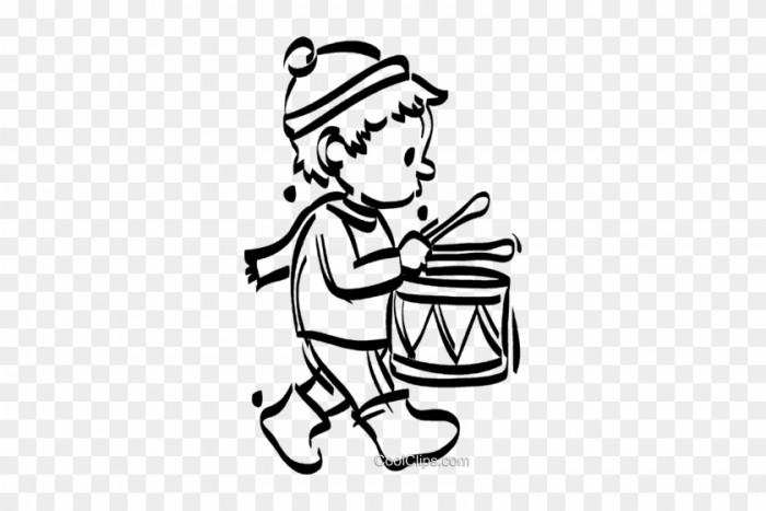 Drummer Boy Clipart By Erica Little Drummer Boy Clipart Free.