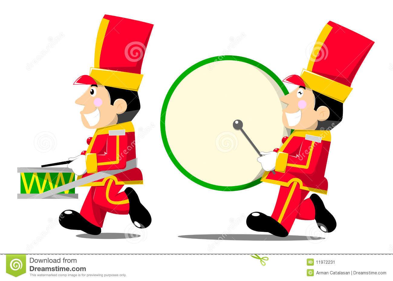 Little Drummer Boy Stock Image.