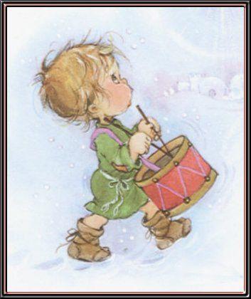 17 Best images about Little Drummer Boy on Pinterest.