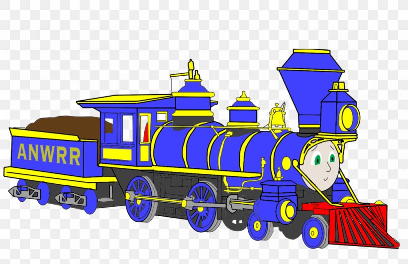 The Little Engine That Could Train Thomas Rail Transport.