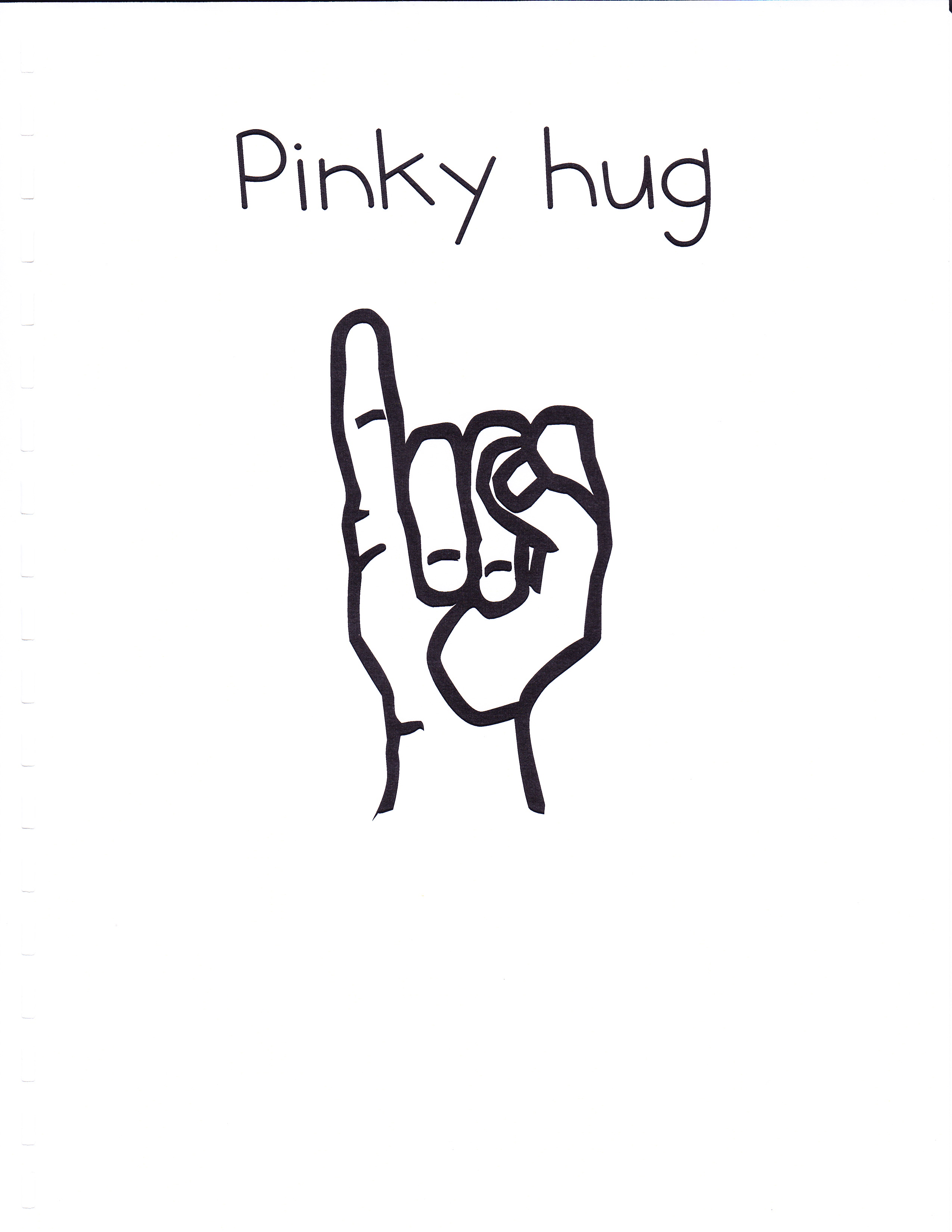 Pinky Clipart.